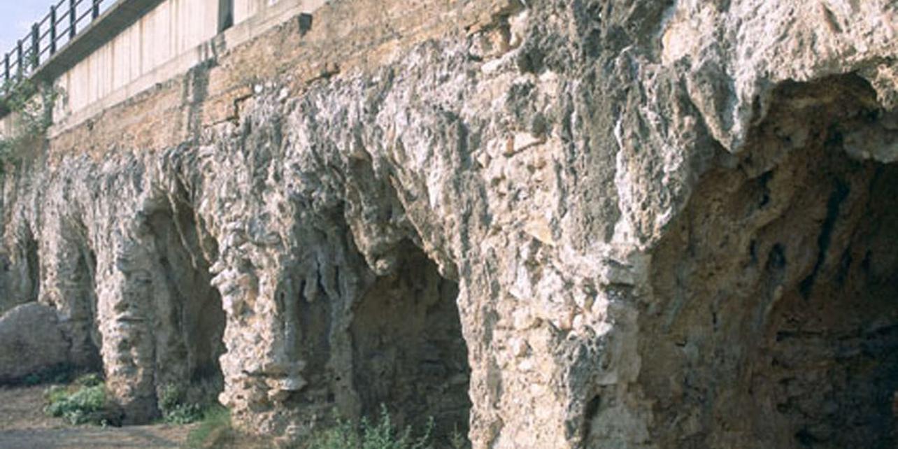 Acueducto Els Arcs