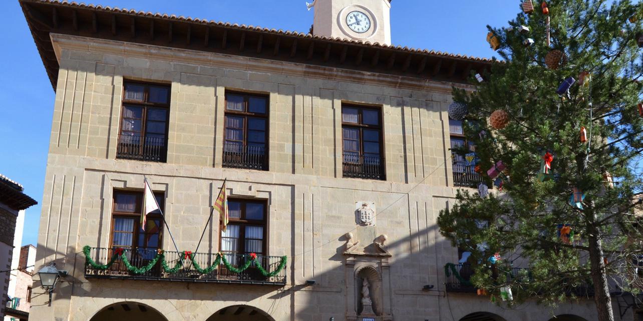 Casa Consistorial de Mora de Rubielos