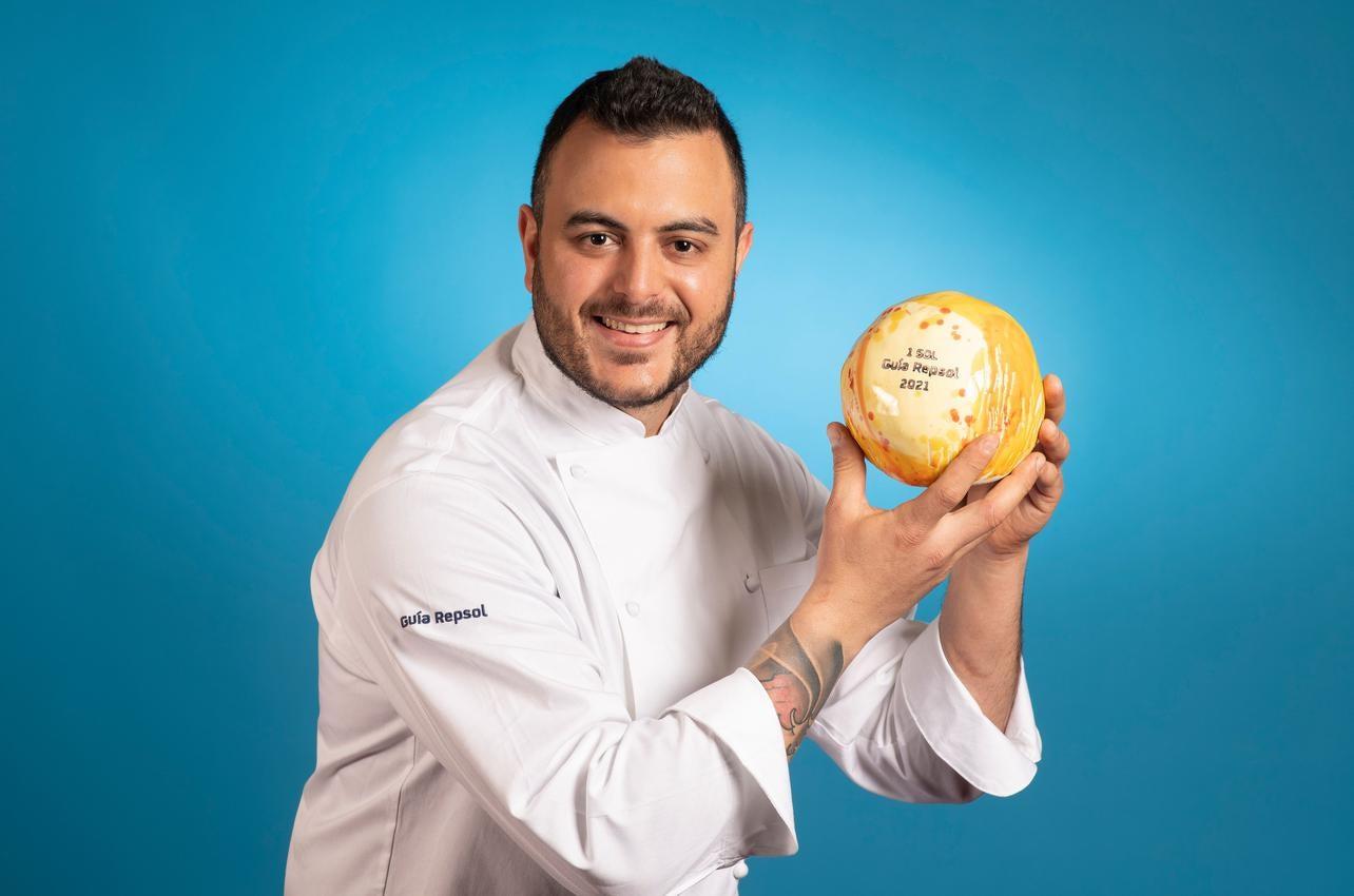 Rafa Bergamo, con el Sol por Kuoco 360 food, recibido por primera vez en 2021
