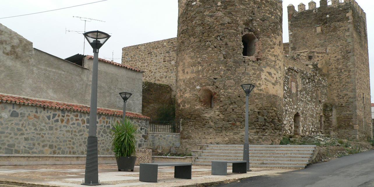 Castillo Palacio de Los Altamirano