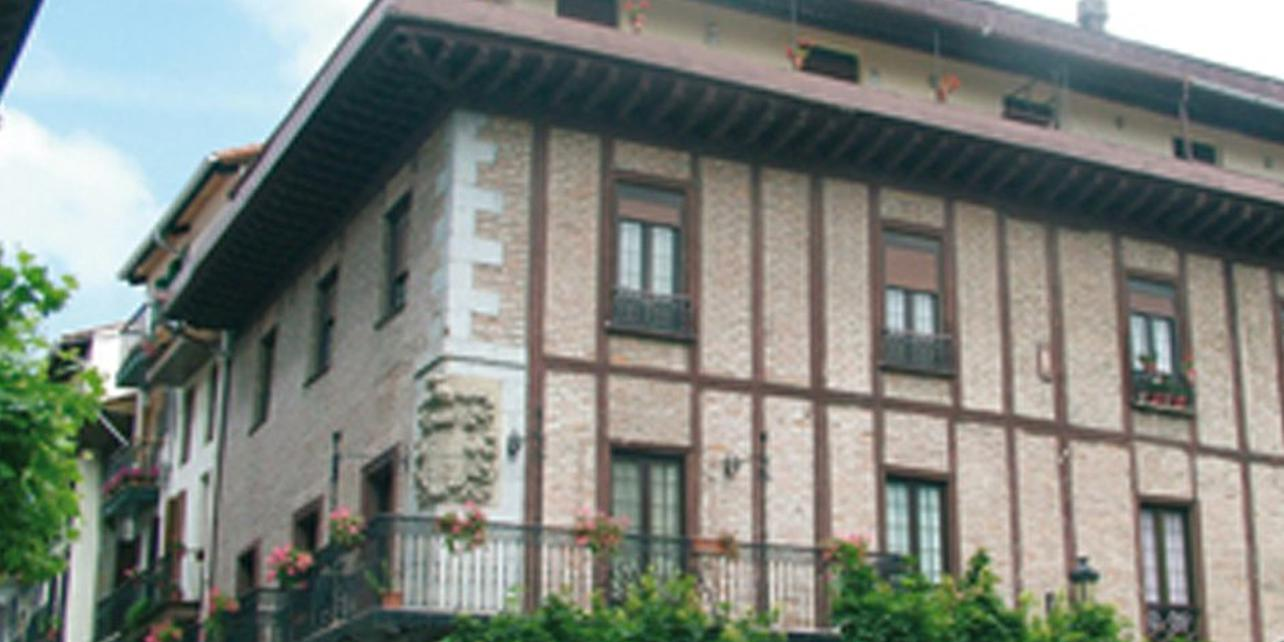 Casco histórico de Hernani