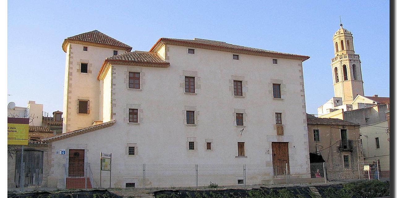 Castillo de Cubelles