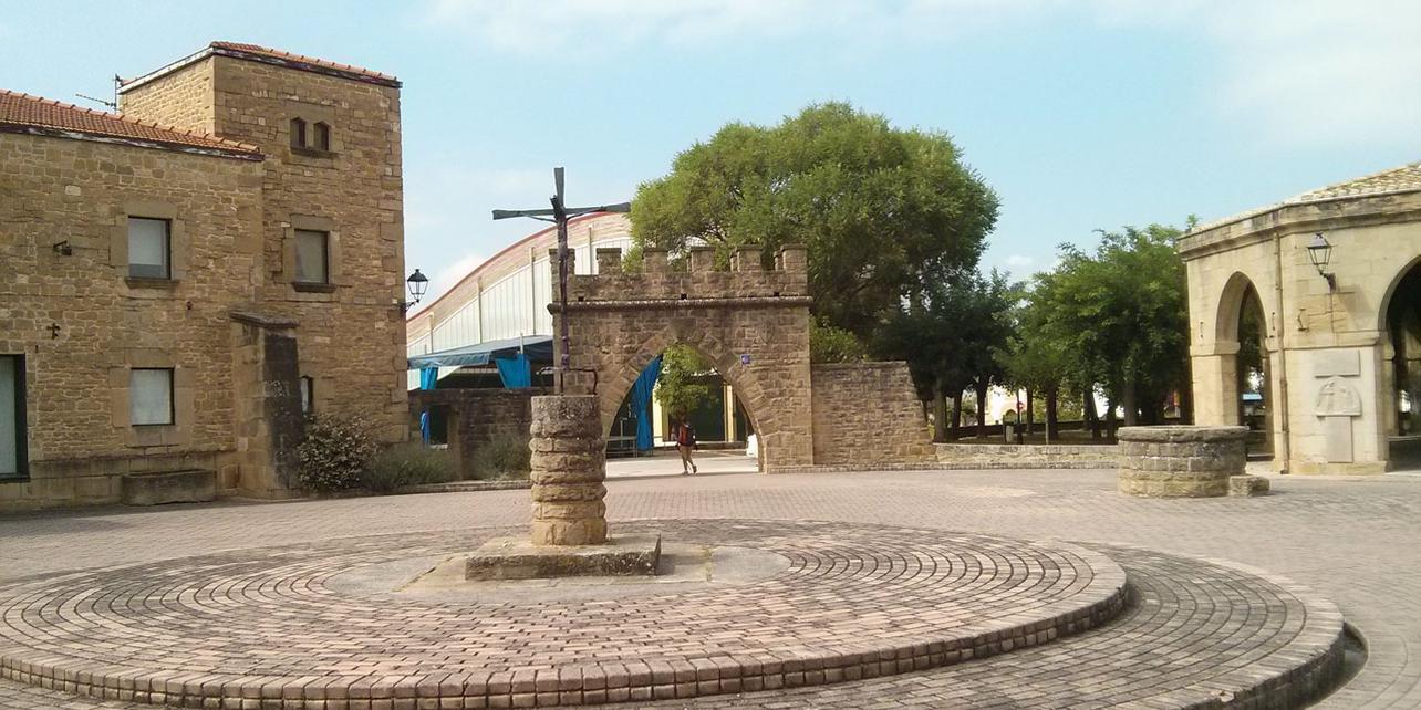 Casco histórico de Obanos
