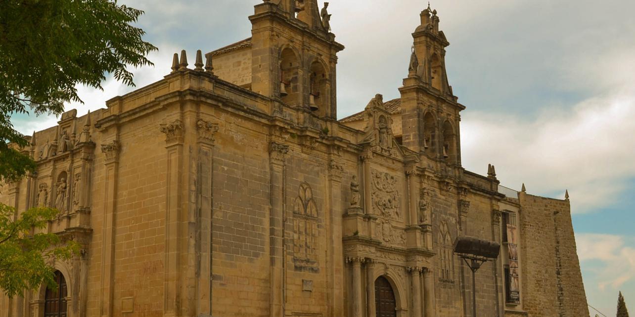 Basílica de Santa María de los Reales Alcázares