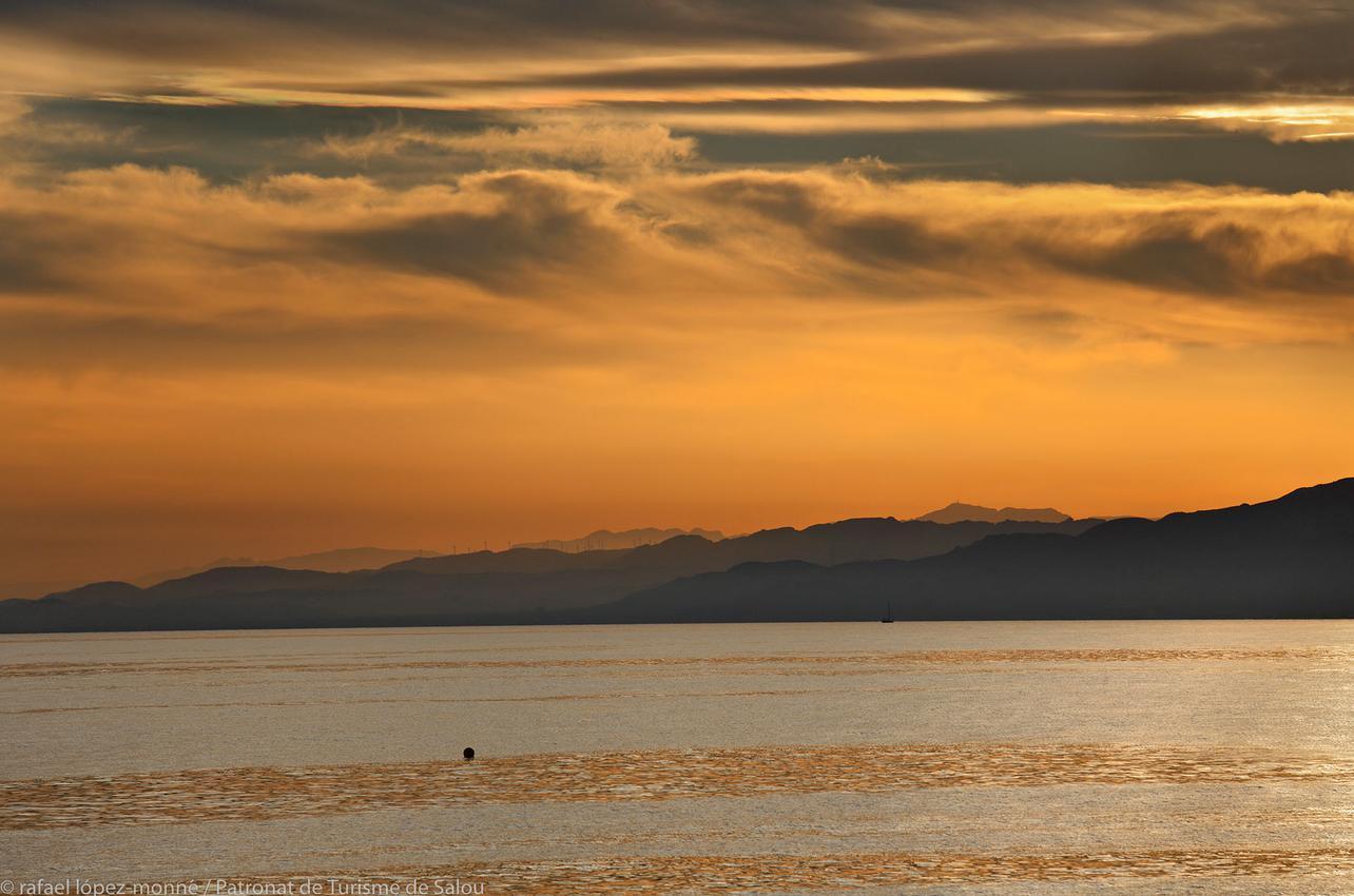 Panorama desde la Punta del Cavall. Cap Salou. (Foto: Ayuntamiento de Salou.)