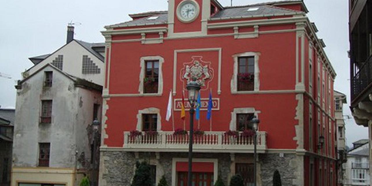 Casco histórico de Navia