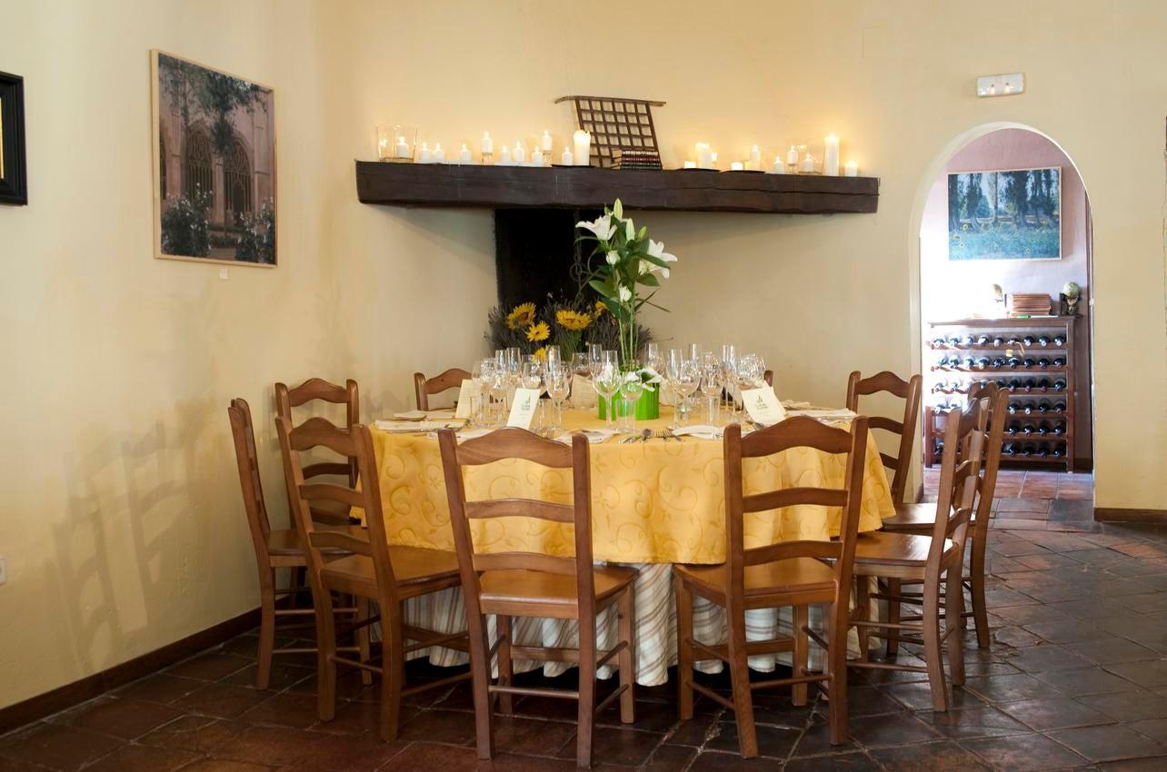 Foto cedida por el restaurante Cenador de las Monjas.
