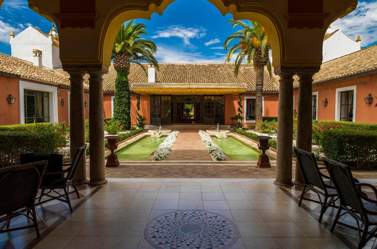 El Jardín - Hacienda El Rosalejo