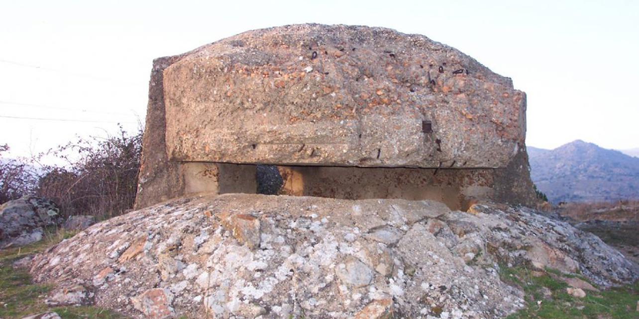Bunkers de la Guerra Civil