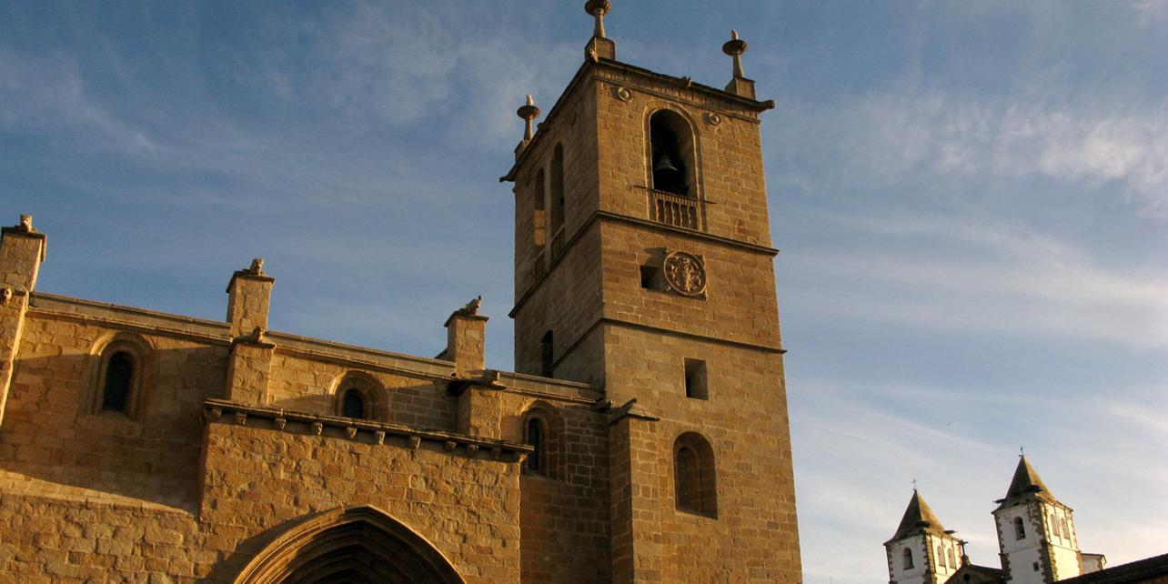 Iglesia Concatedral de Santa María