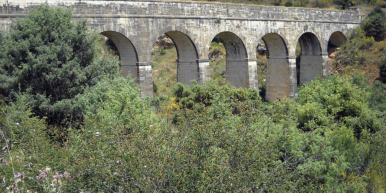 Acueductos de la Retuerta y la Sima