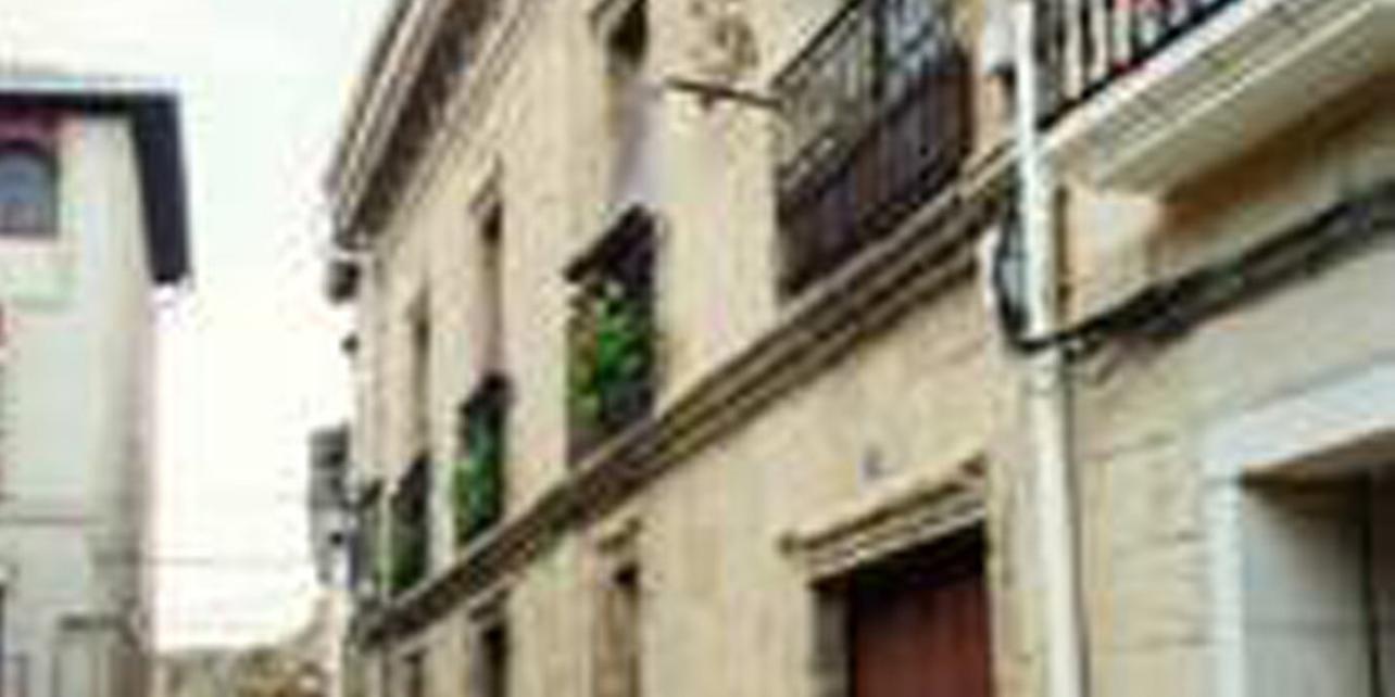 Casa solar de los Moscoso del Prado