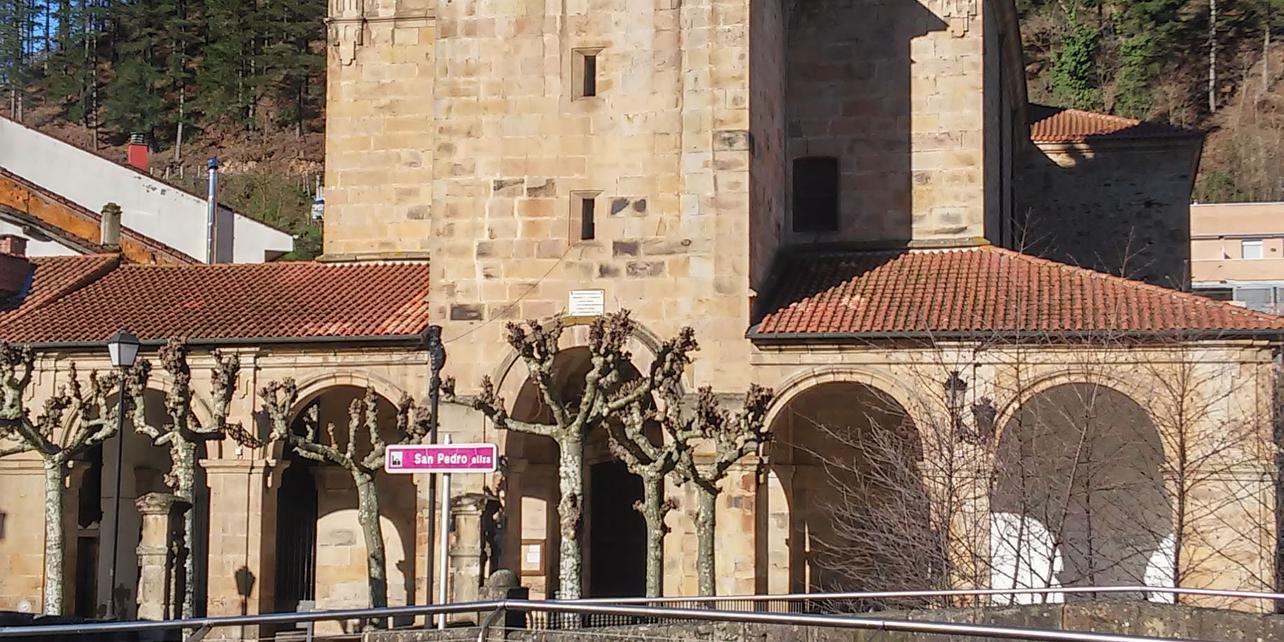 Casco histórico de Eskoriatza