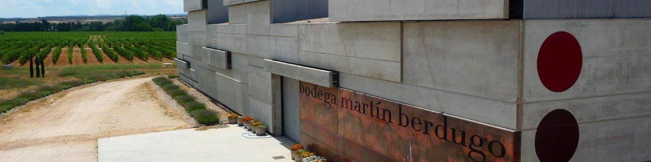 Bodega y Viñedos Martín Berdugo