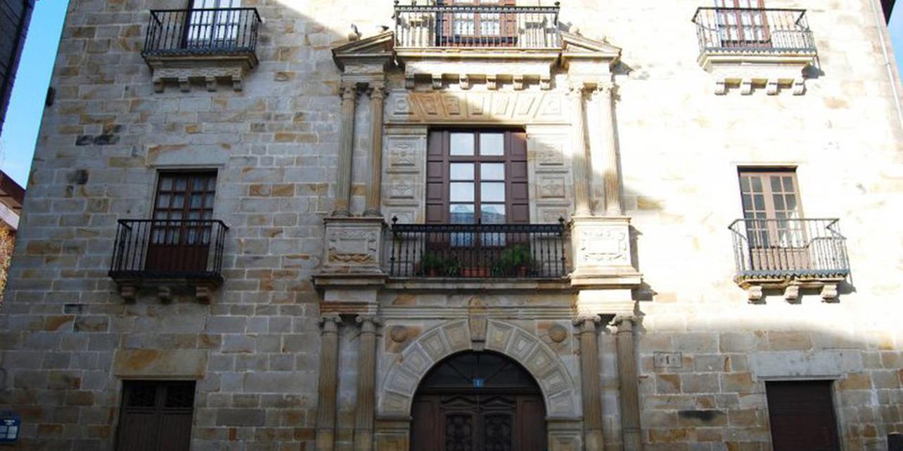 Casco histórico de Bergara