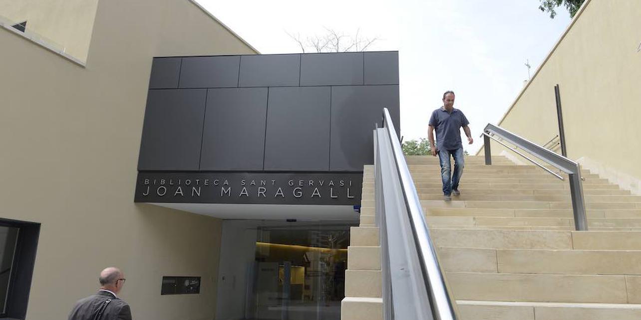 Biblioteca Sant Gervasi-Joan Maragall