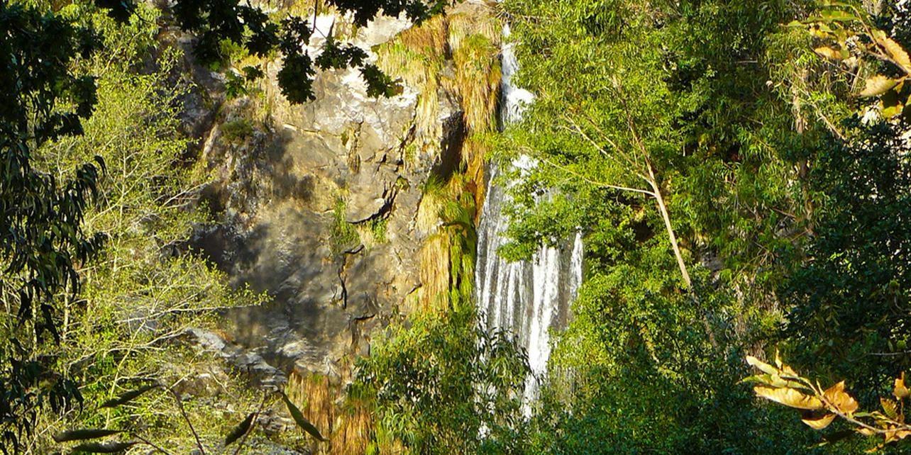 Cascada de Ribasieira