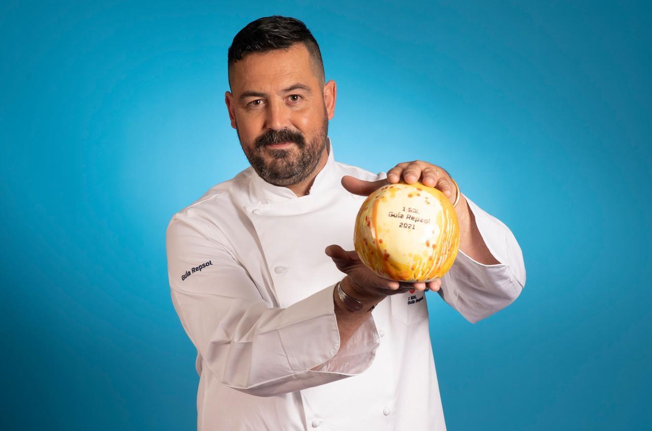 David De Coca, con el Sol por Sa Llagosta, recibido por primera vez en 2021