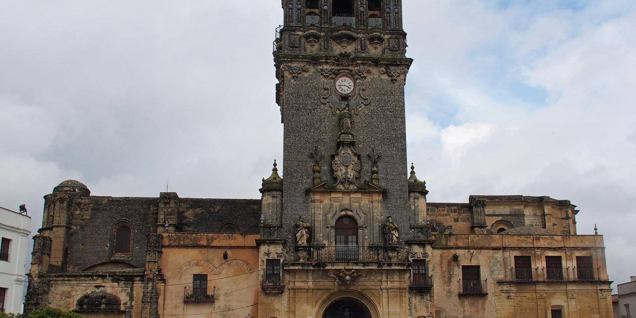 Basílica menor de Santa María de la Asunción
