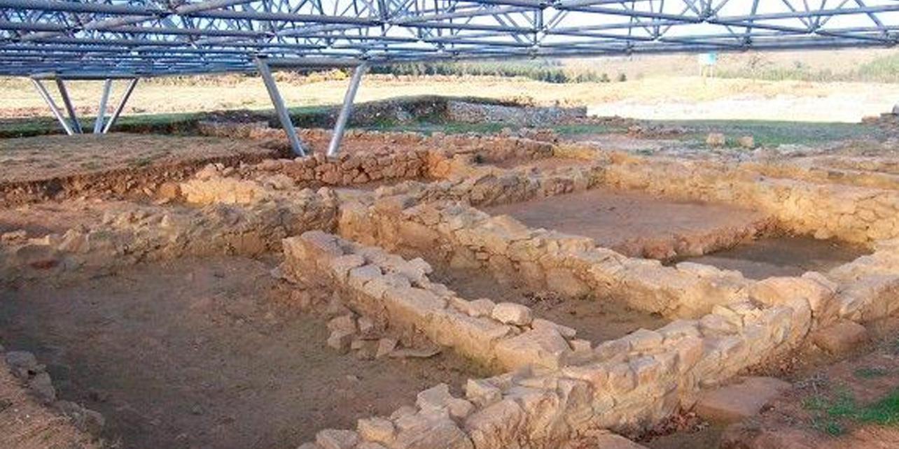Campamento romano de Ciudadela