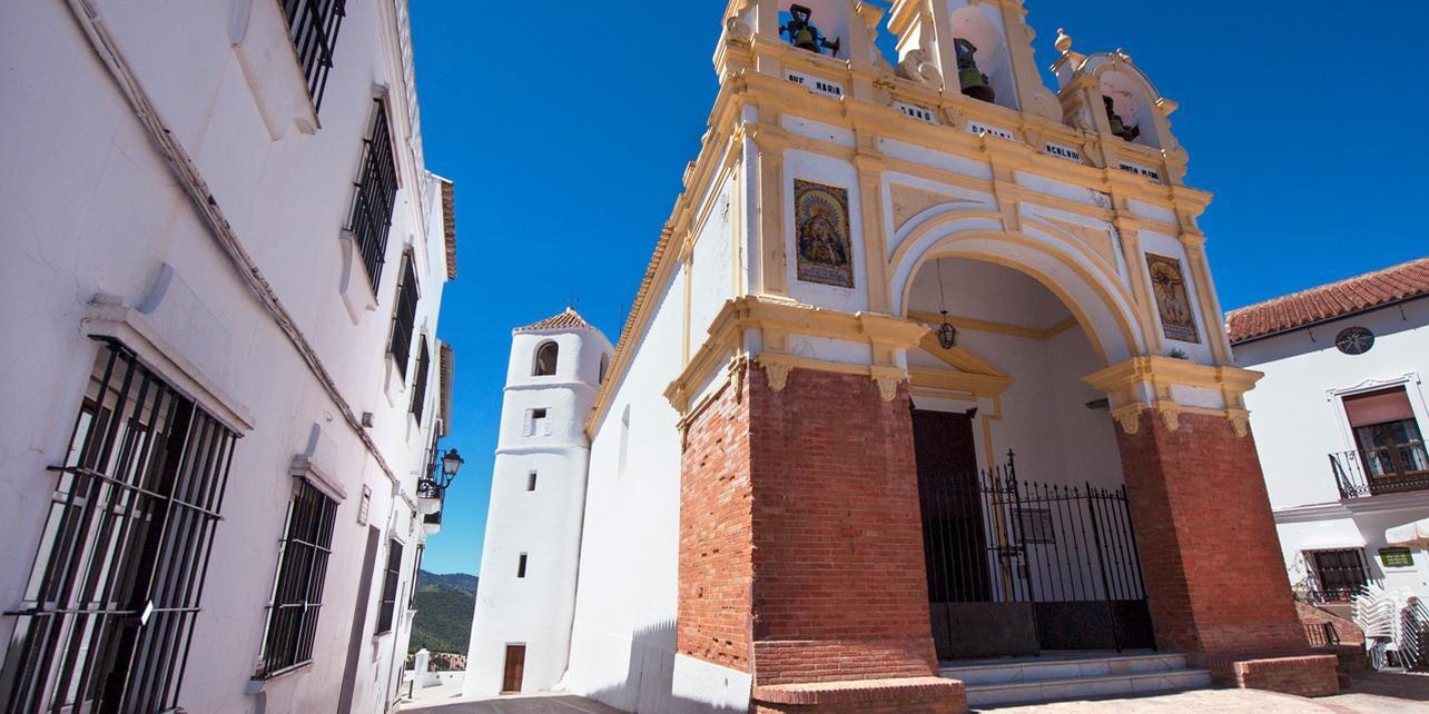 Capilla de San Juan de Letrán y Torre del Reloj