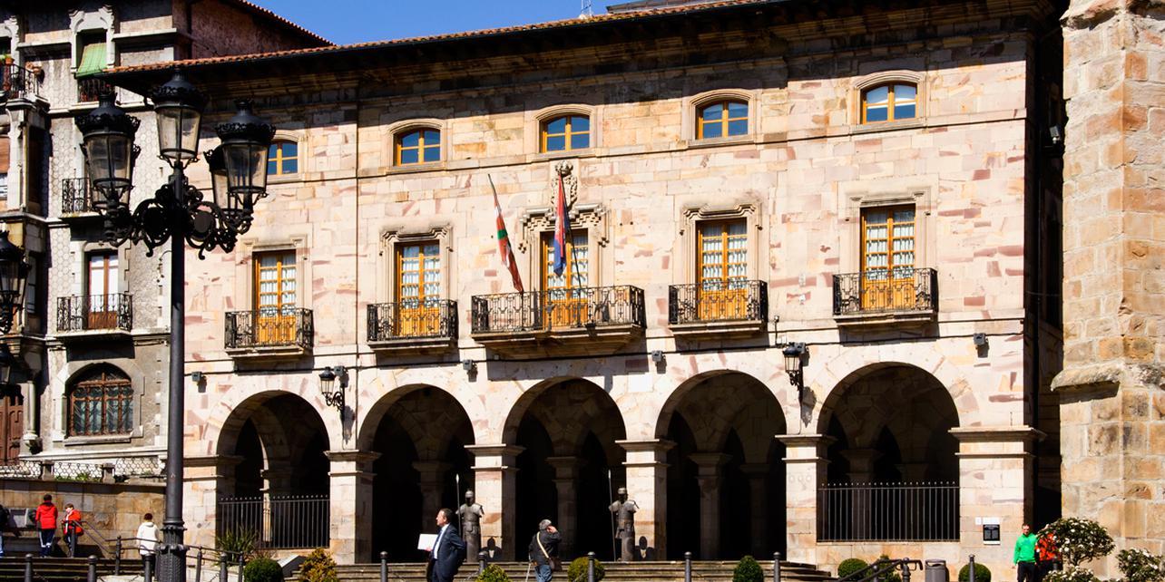 Ayuntamiento de Balmaseda