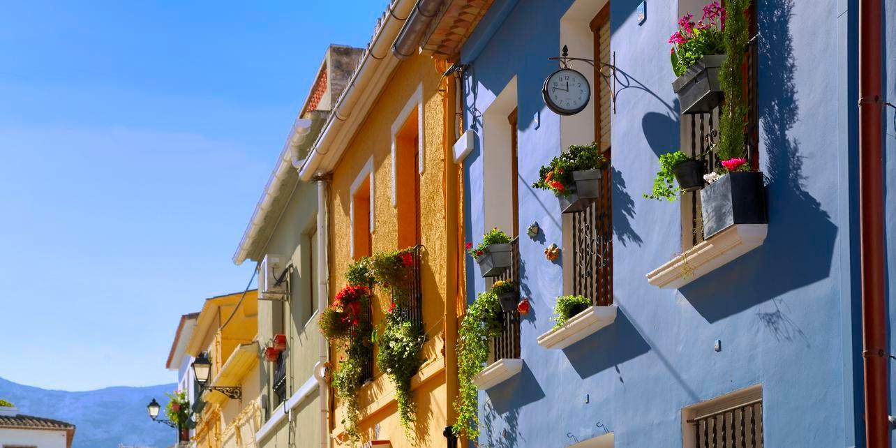 Barrio Baixa la Mar