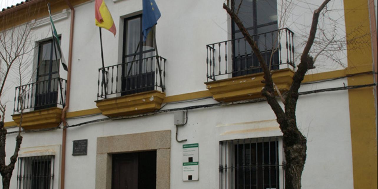 Antigua casa de Mario Roso de Luna