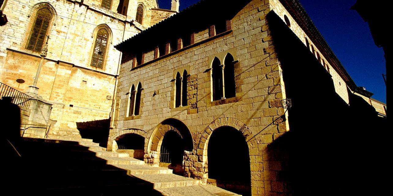 Casco histórico de Montblanc