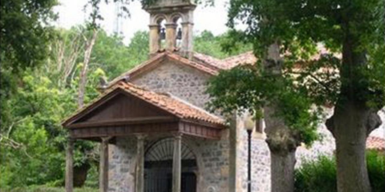 Capilla y robledal de San Antonio