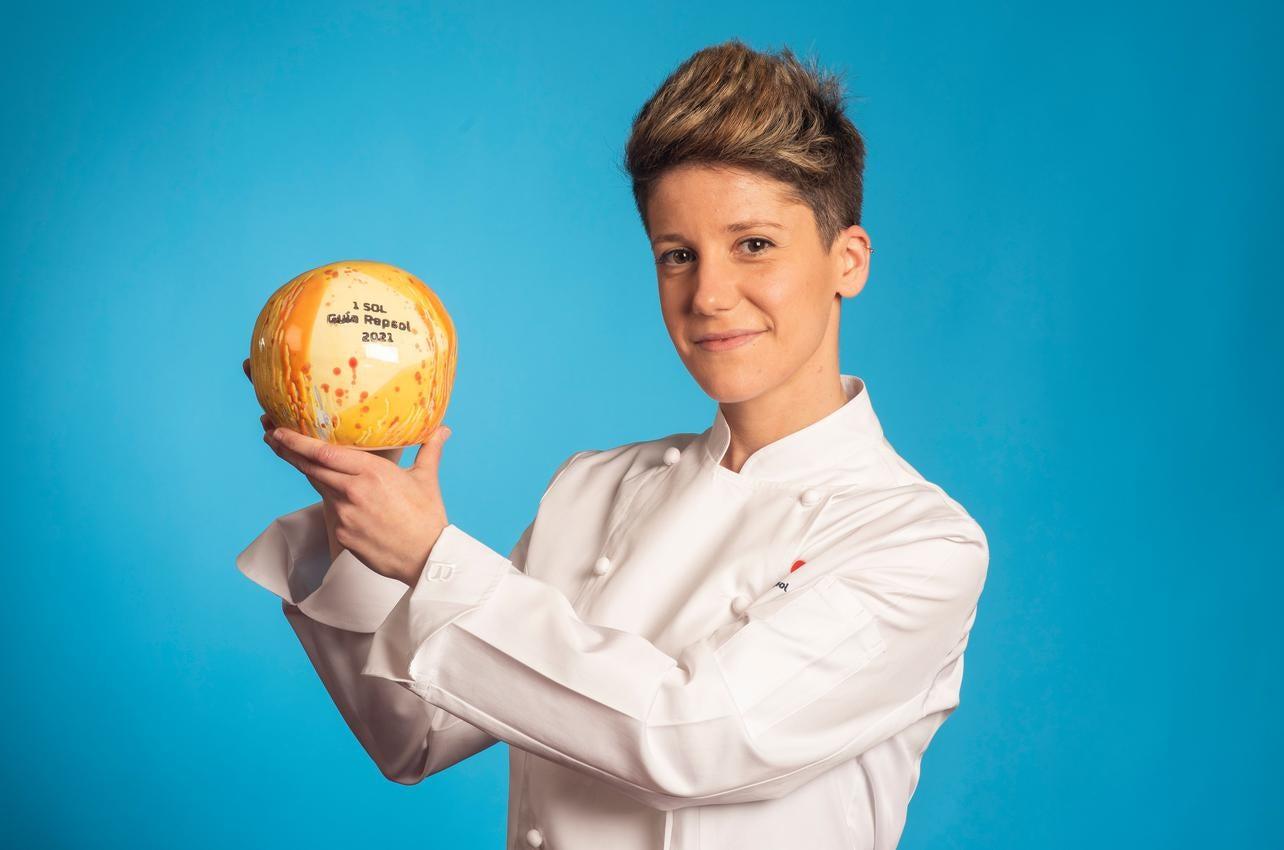 Vicky Sevilla, con el Sol por Arrels, recibido por primera vez en 2021