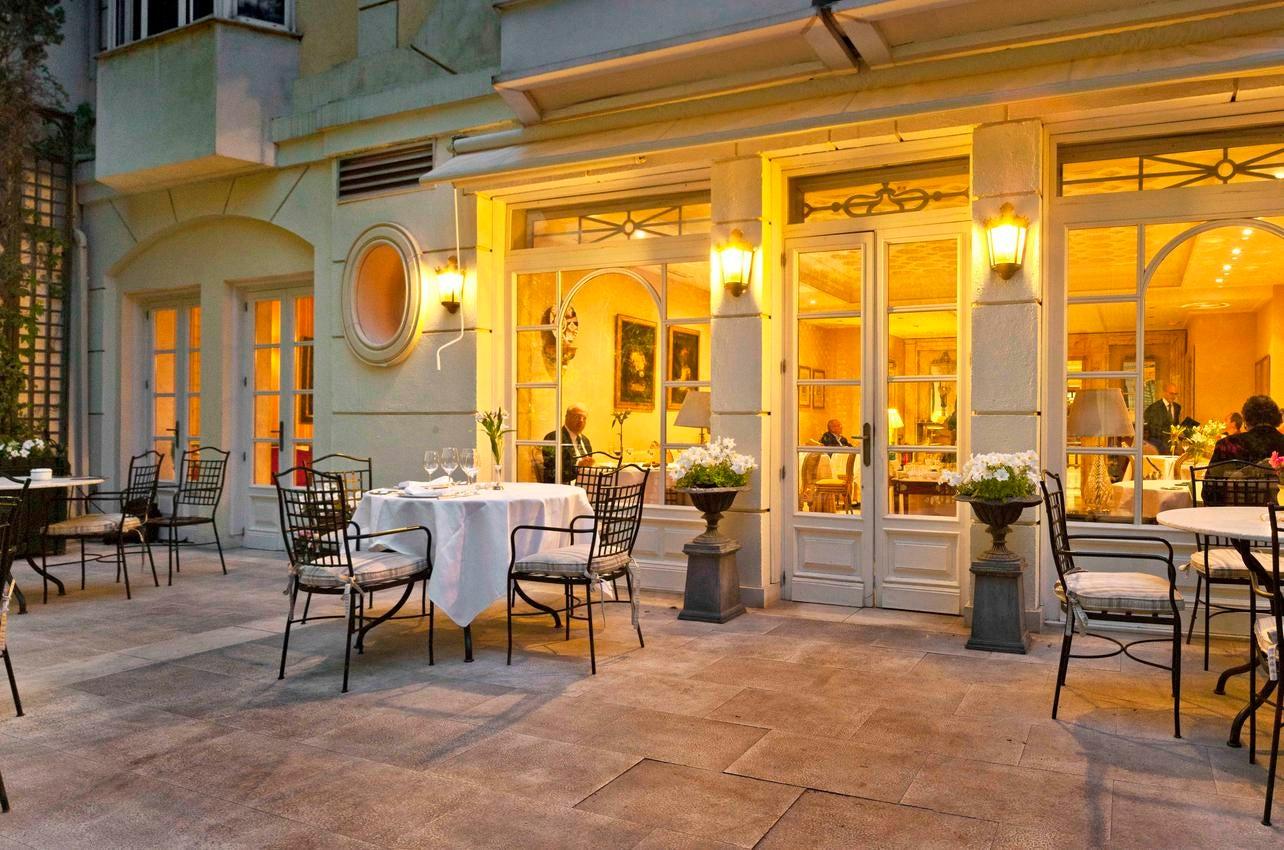 Foto cedida por el restaurante El Jardín de Orfila.