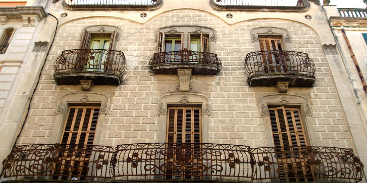 Casa Lluís Mestres