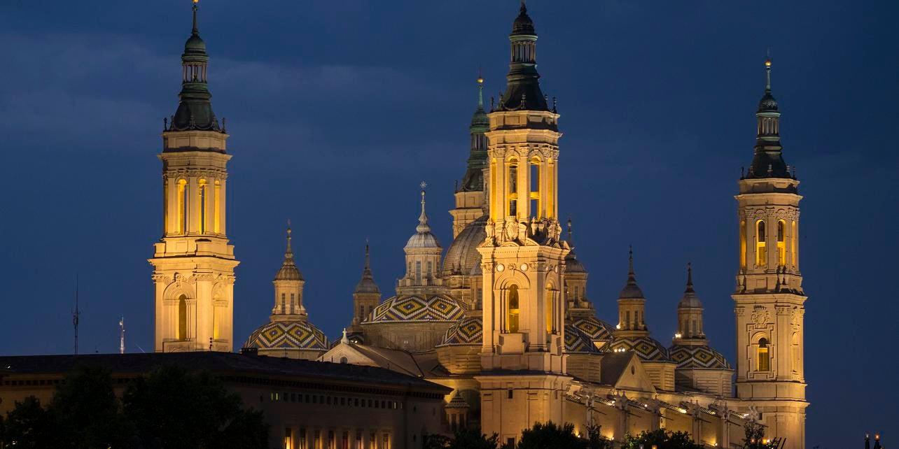 Basílica de Nuestra Señora del Pilar