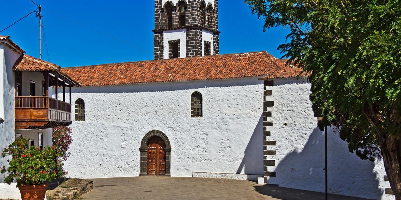 Casco histórico de Tacoronte