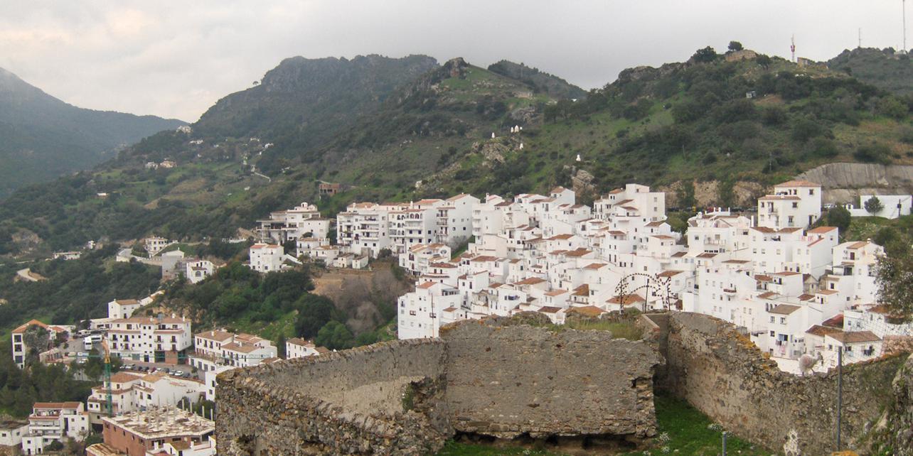 Castillo árabe de Casares