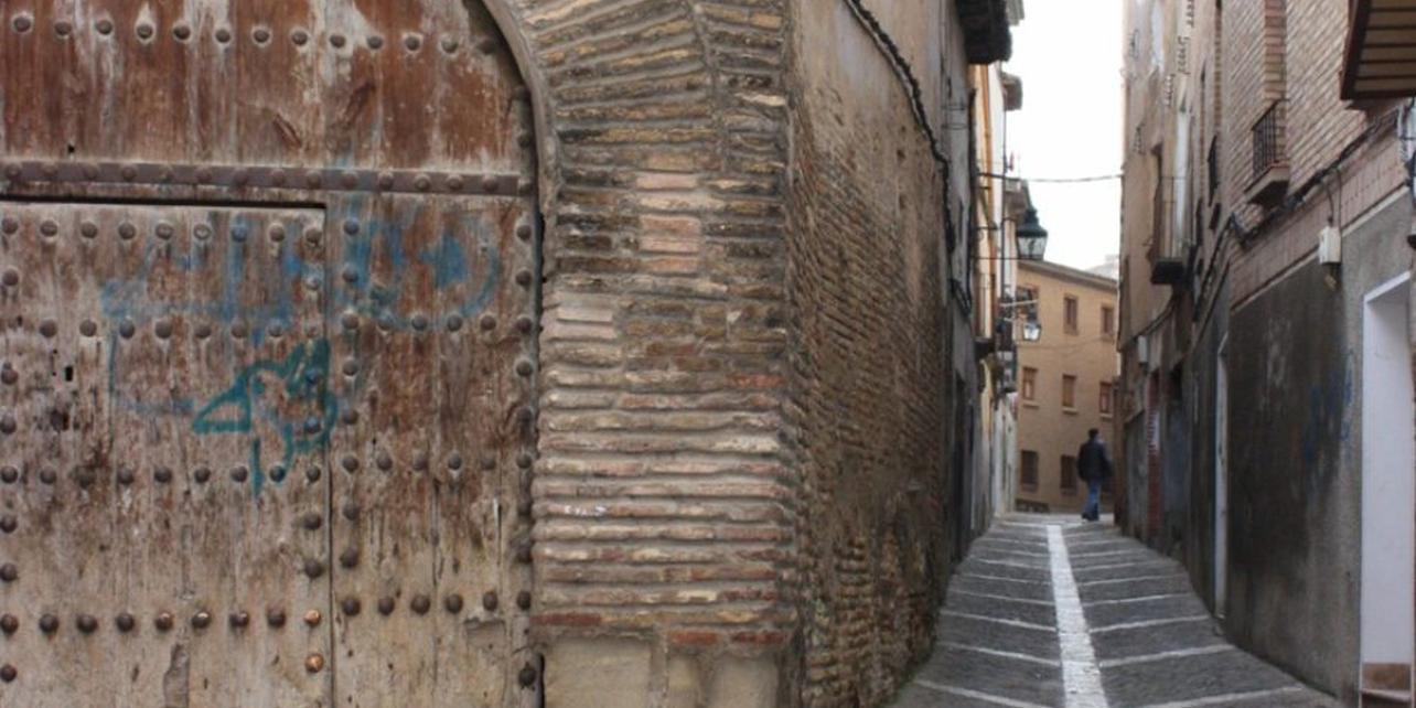 Barrio de la Judería de Tarazona