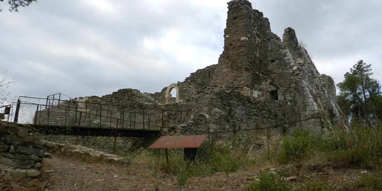 Castell de Palagret o Mabarrera