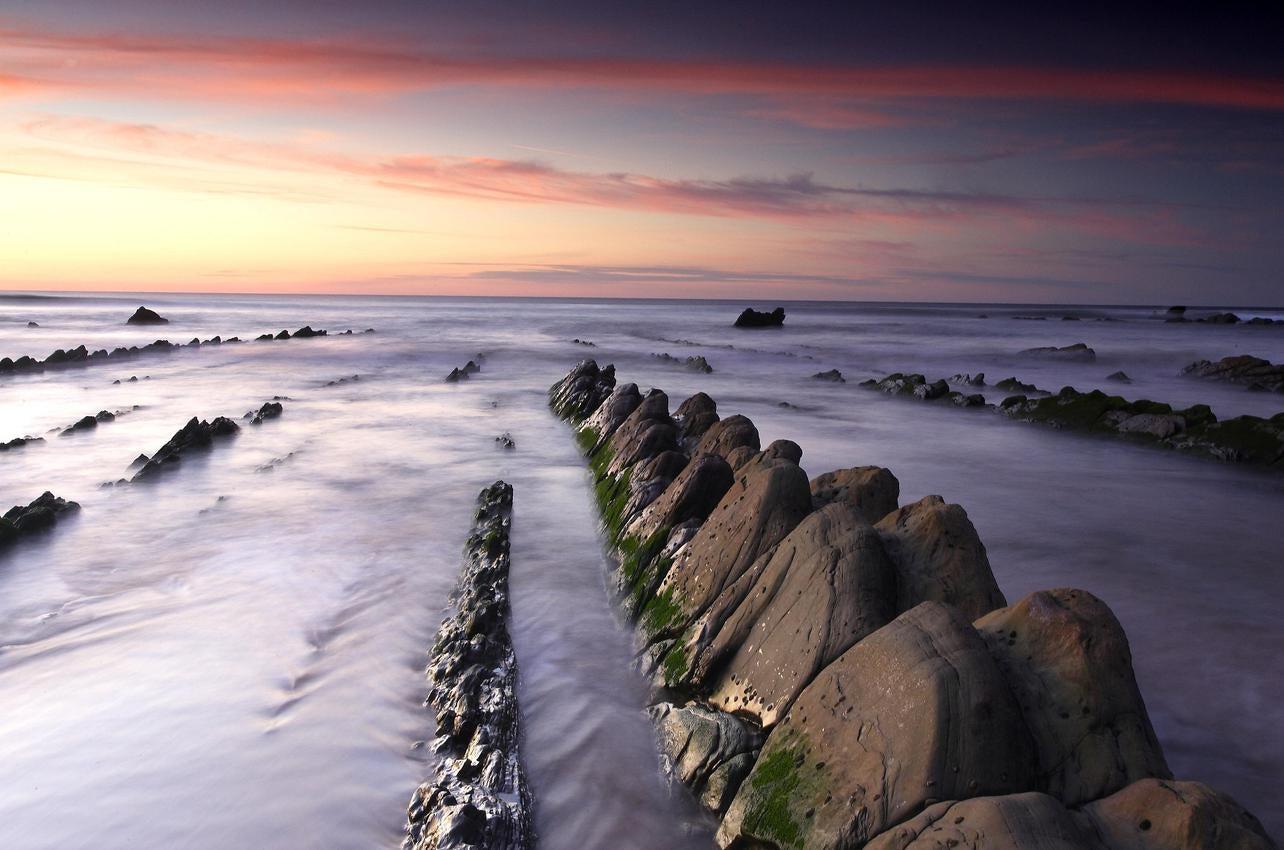 Vista de la Playa de Barrika