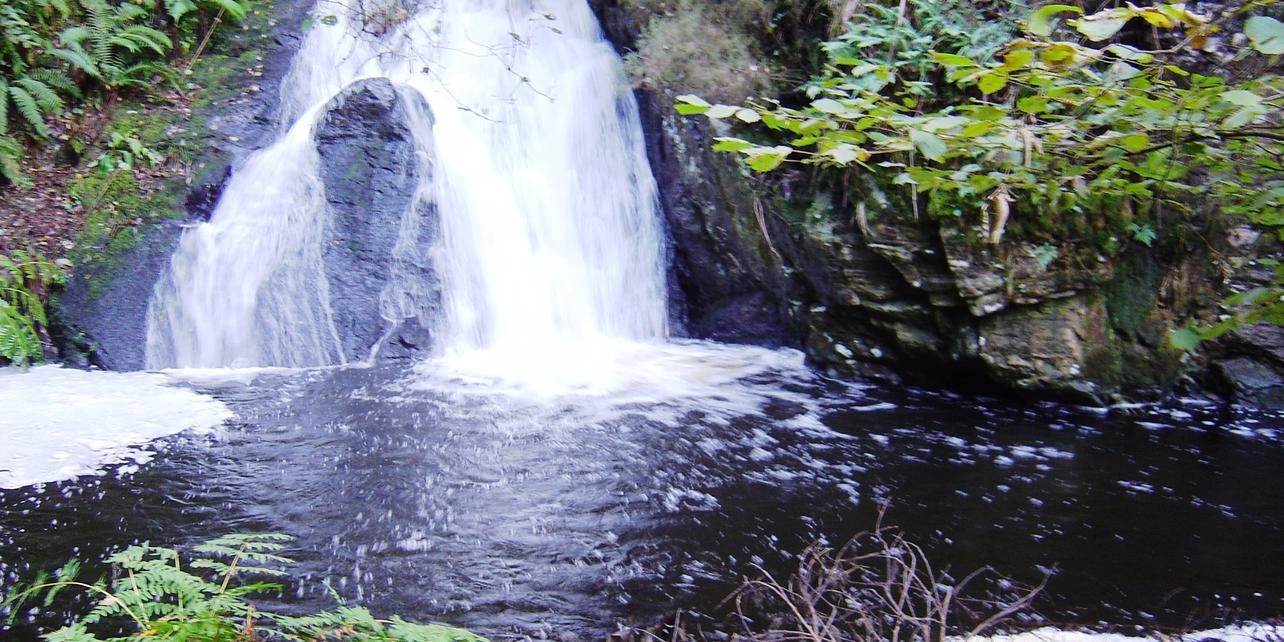 Cascada Pozo da Forca