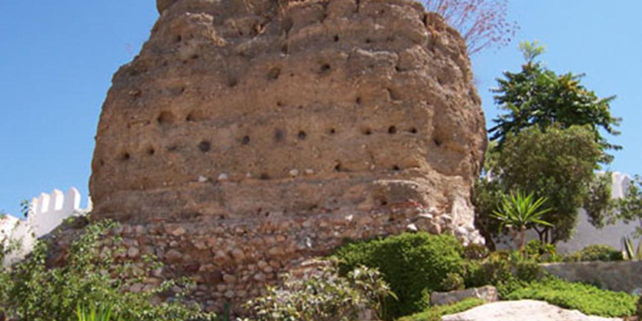 Castillo baluarte La Tahona