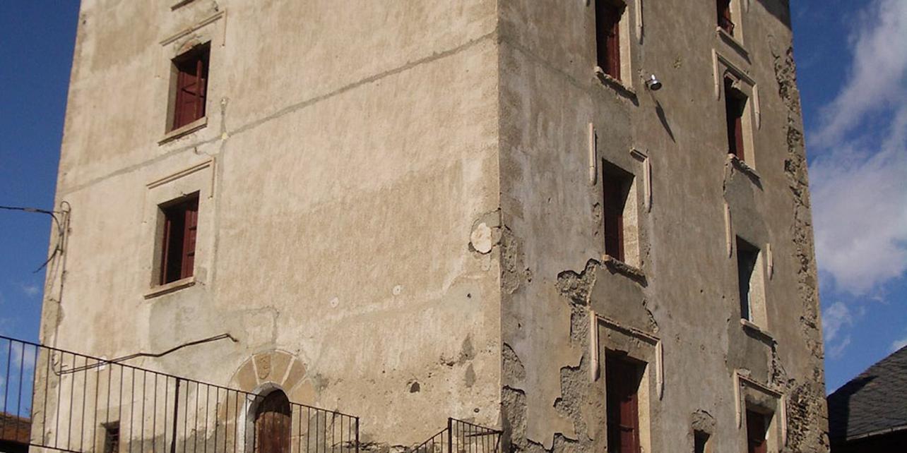 Castillo antiguo (La Fortaleza)