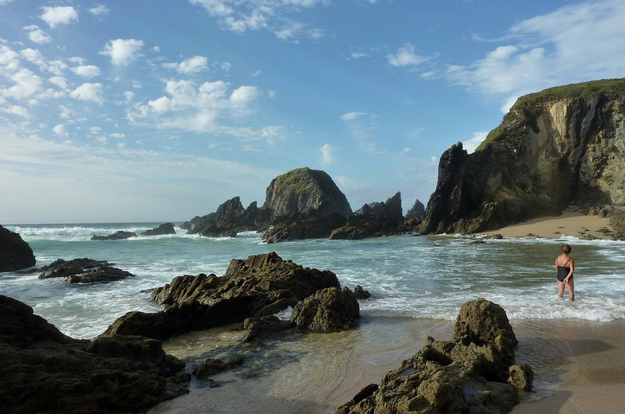 Campelo, ideal para observar las olas. Foto: Flickr / Linda Hartley (CC)
