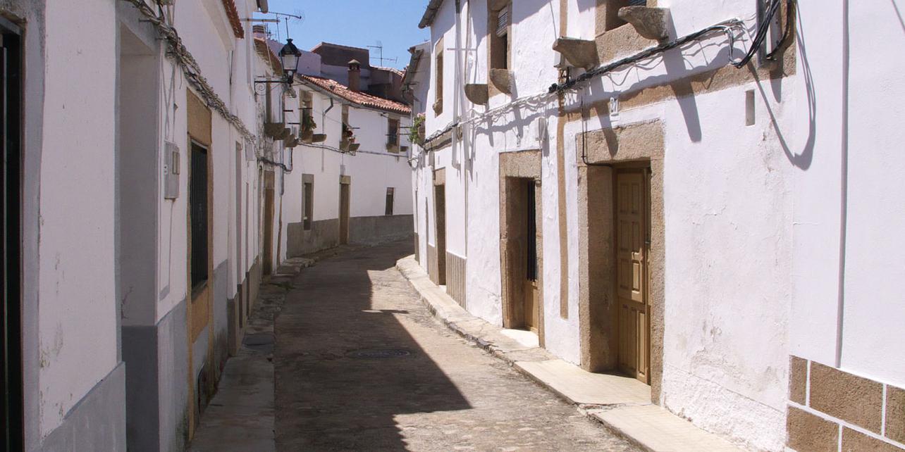 Barrio judío-gótico