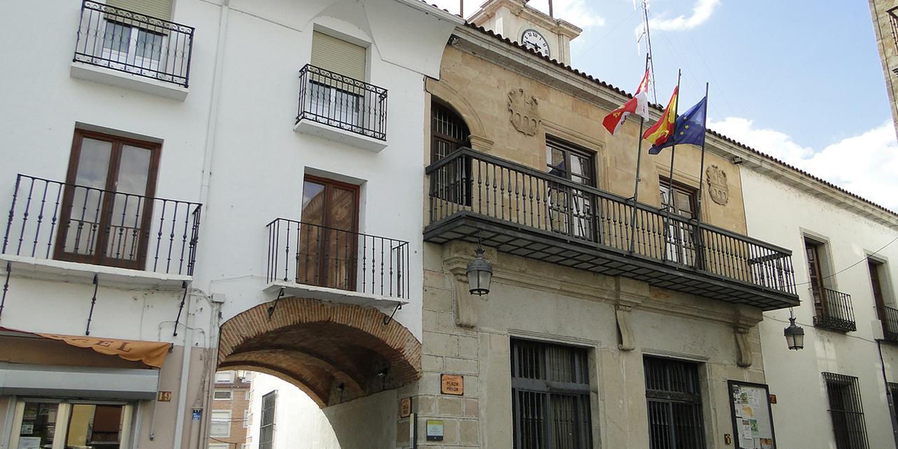 Ayuntamiento de Alba de Tormes