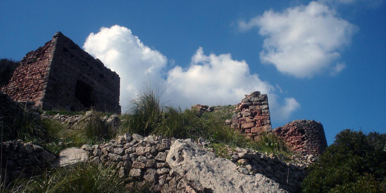 Castell de Sant Águeda