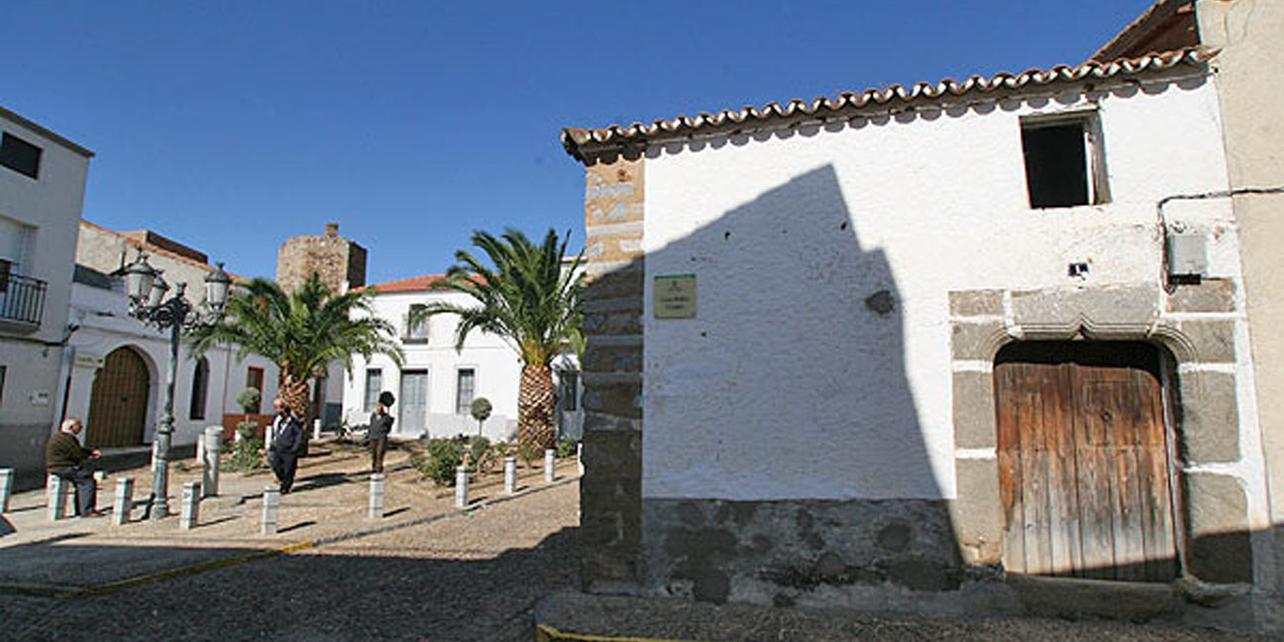 Casa de Pedro Crespo