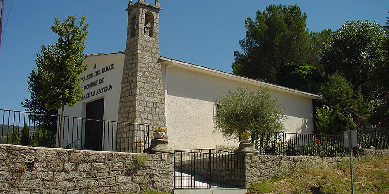 Ermita de Nuestra Señora de Navahonda