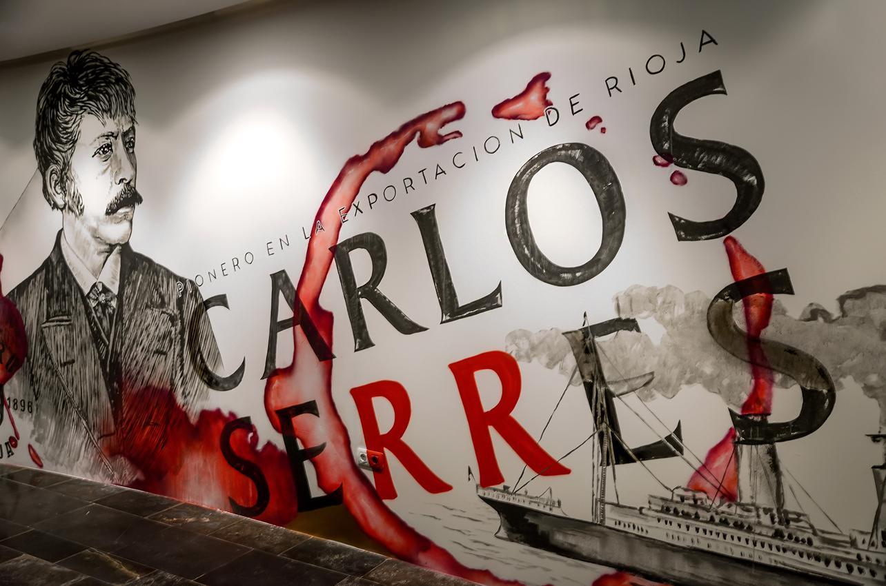 Bodegas Carlos Serres