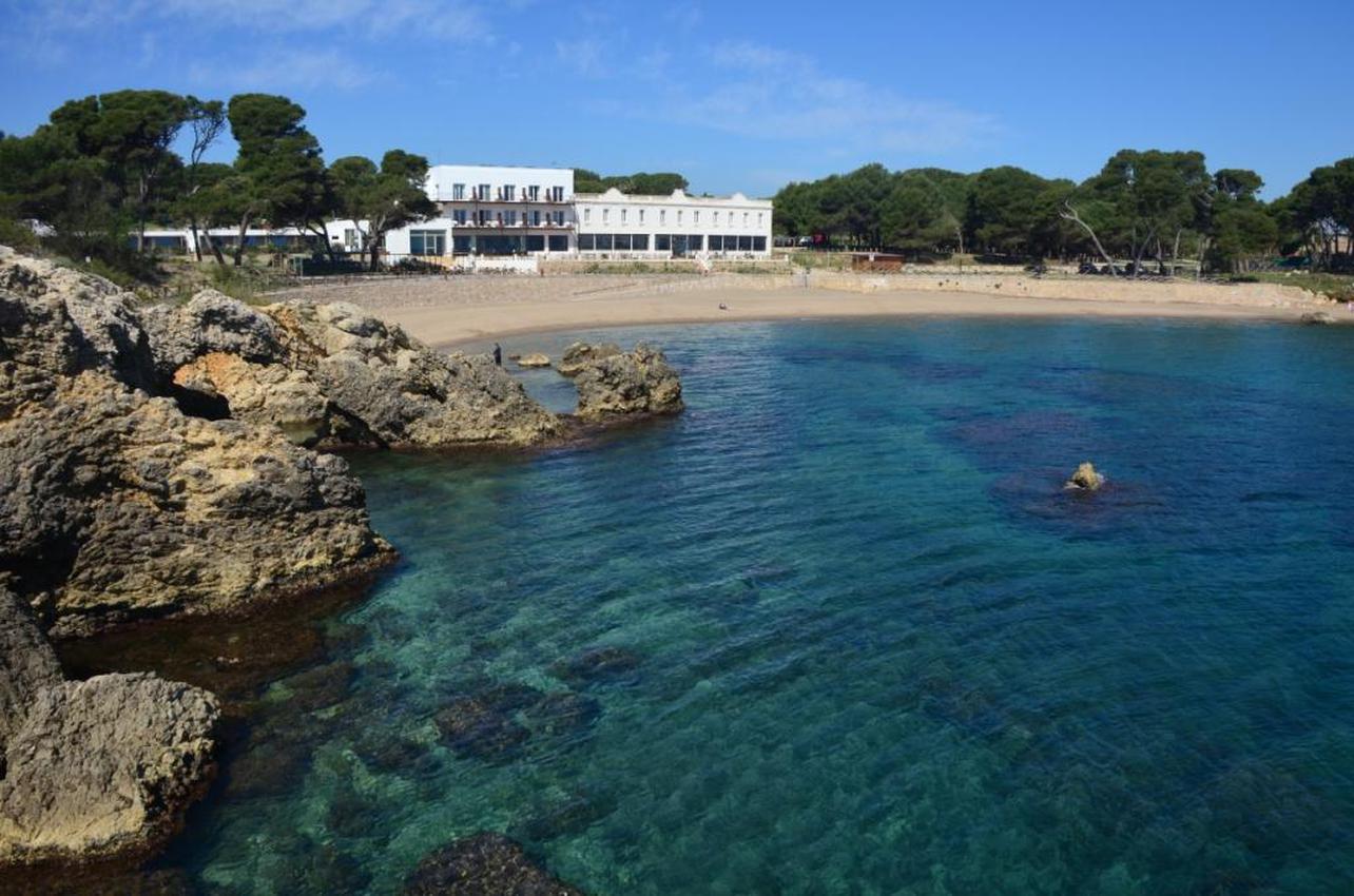 Imagen de la playa del Portitxol.